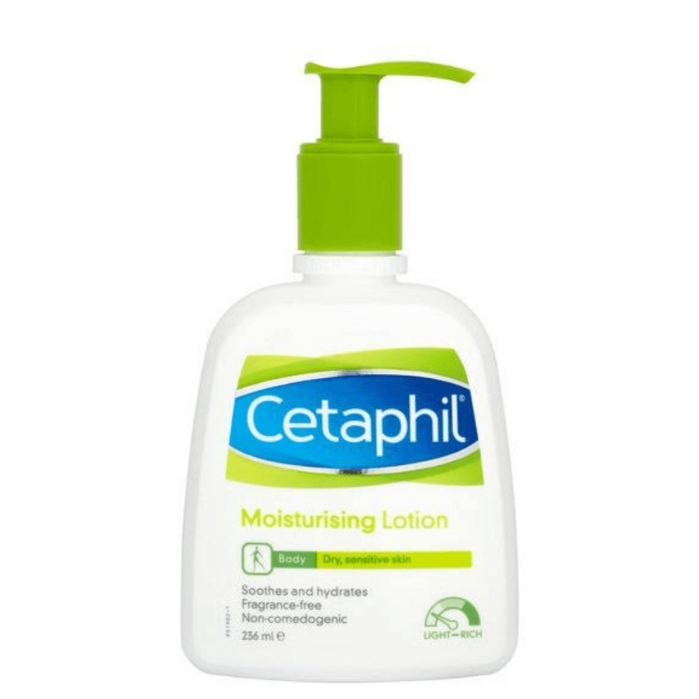 Cetaphil Moisturizing Lotion Body Dry Sensitive Skin 236ml image