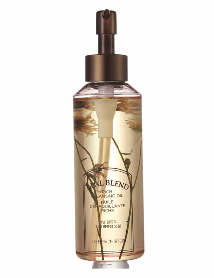 Real Blend Rich Cleansing Oil Image