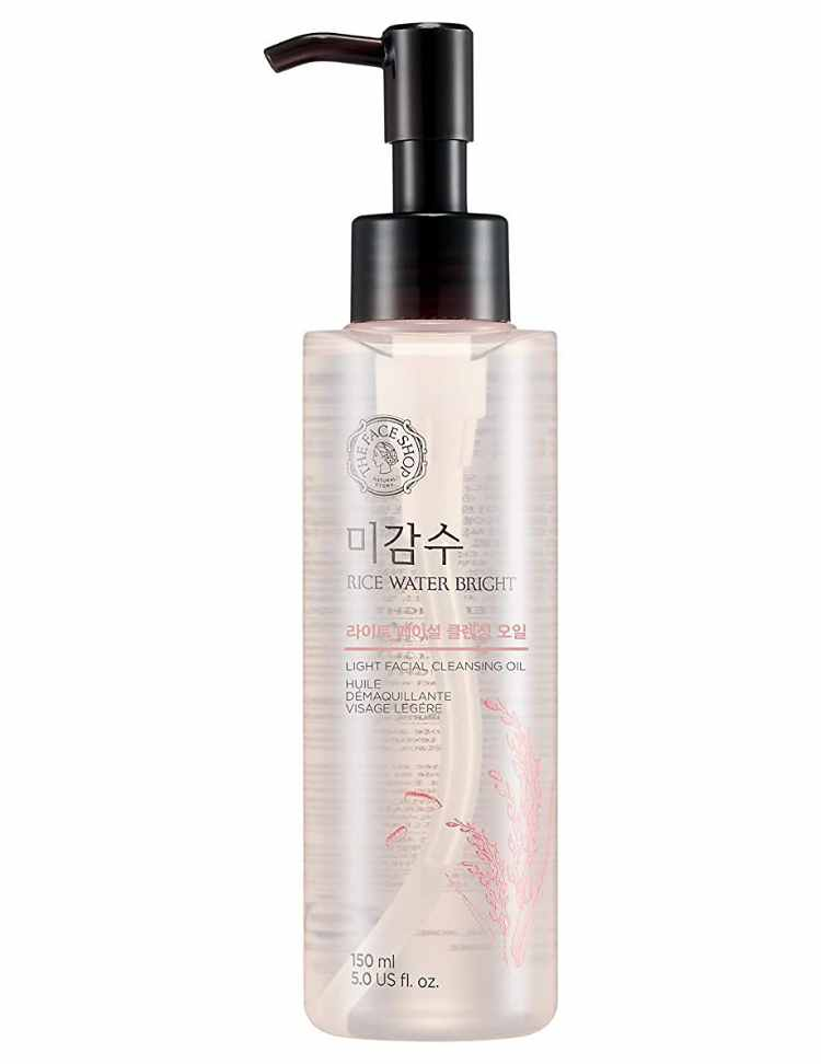 TheFaceshop Rice Water Bright Cleansing Light Oil  Cleanser Image