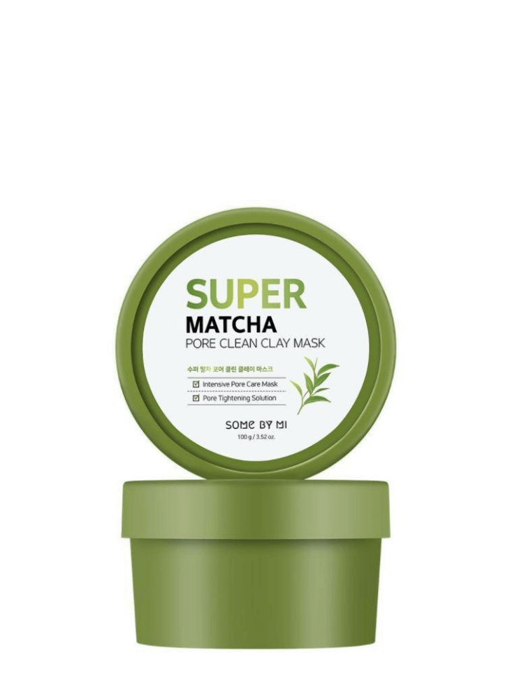 Super Matcha Pore Clean Clay Mask Image